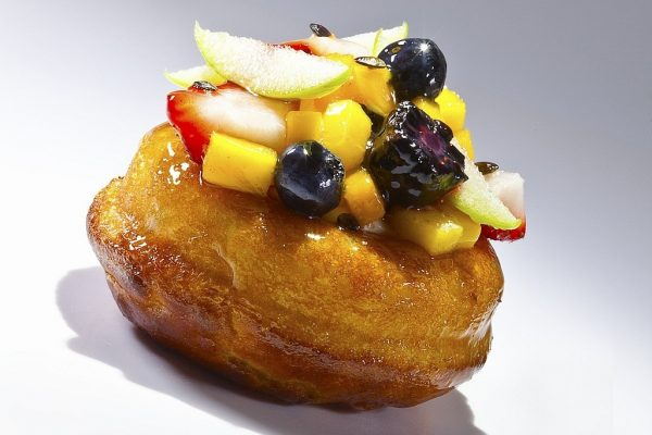 Savarin Brioche