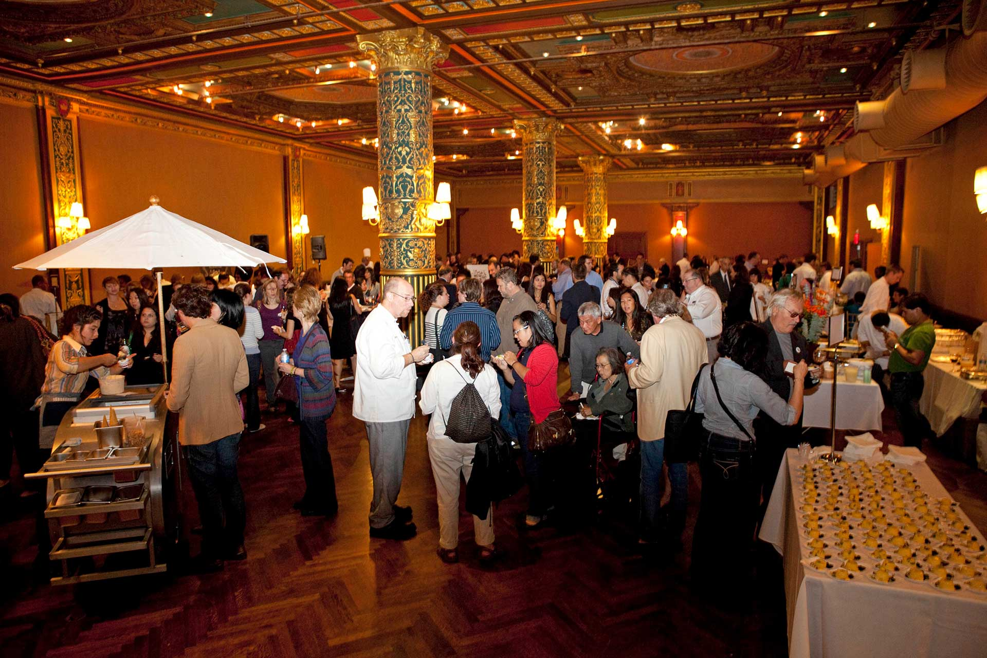"6th Annual ""The Great Gathering of Chefs"""