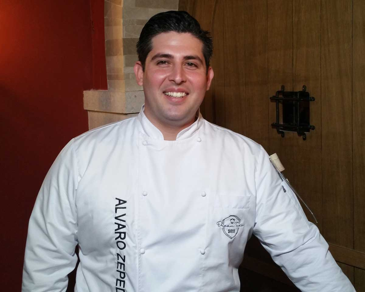 Podcast Interview with Chef Alvaro Zepeda