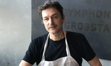 Chef Martin Schaub of Pilsener Haus