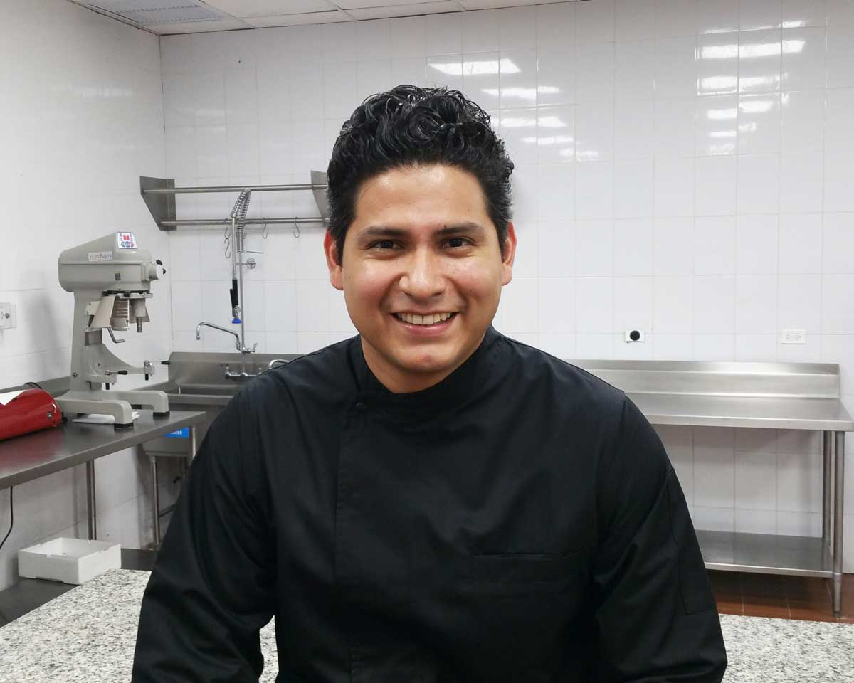 Podcast Interview with Chef Alex Madrigal