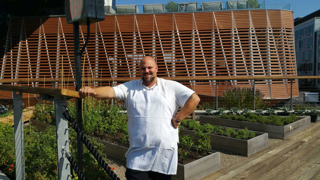 Chef Anthony Ricco of Spice Market NYC