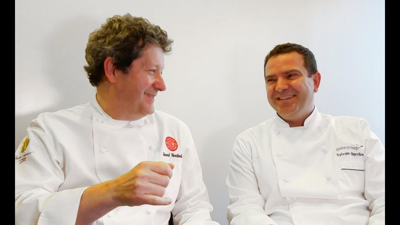 Gerard Bertholon and Sylvain Harribey Swap Tales From The Kitchen