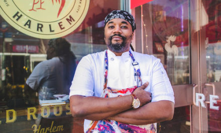 Podcast Interview with Chef Edward Brumfield