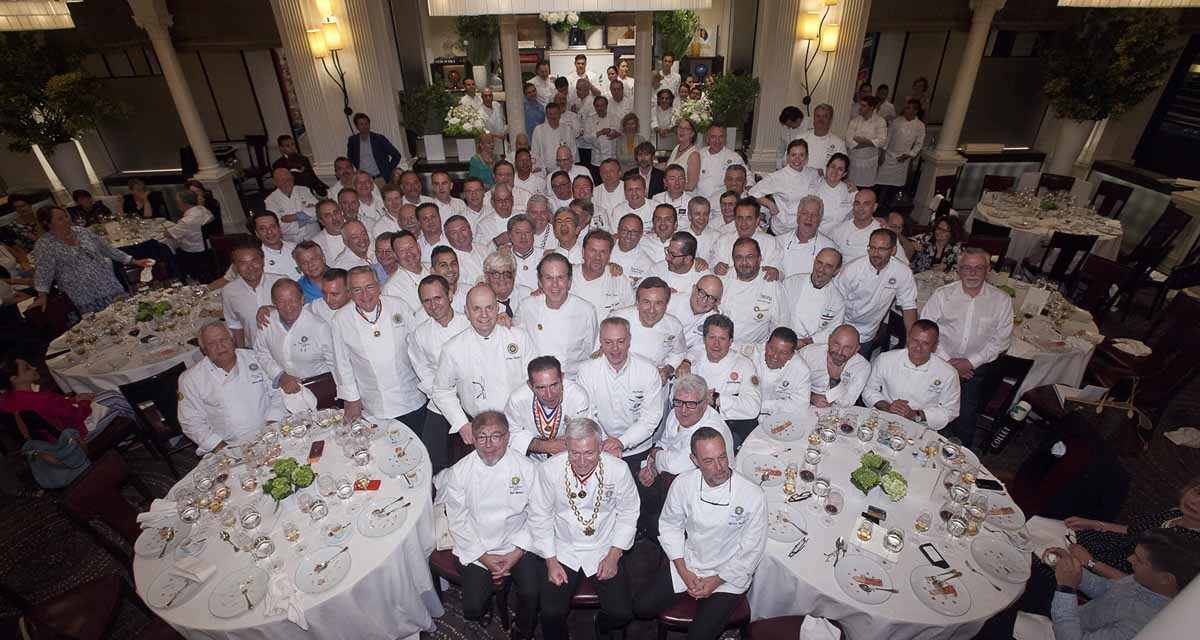 Annual Meeting of the Maîtres Cuisiniers de France