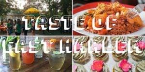 a taste of east harlem