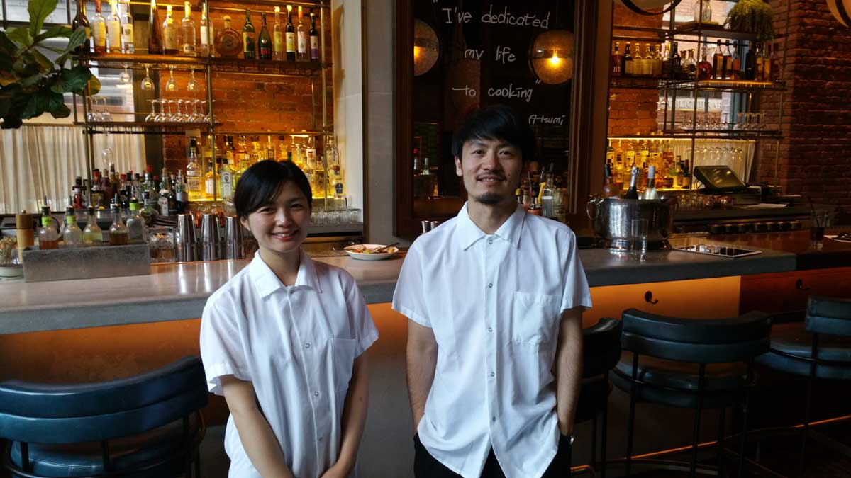 Chef Sōta Atsumi Says Paris is All About Romance
