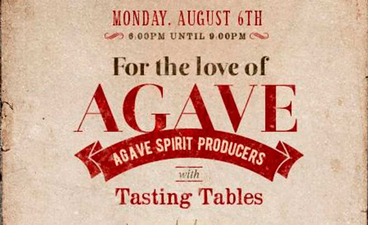 For The Love of Agave