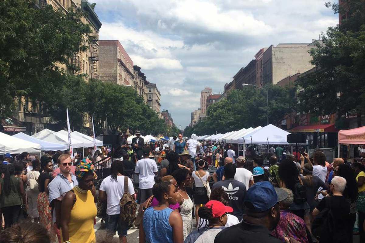 go africa harlem street festival