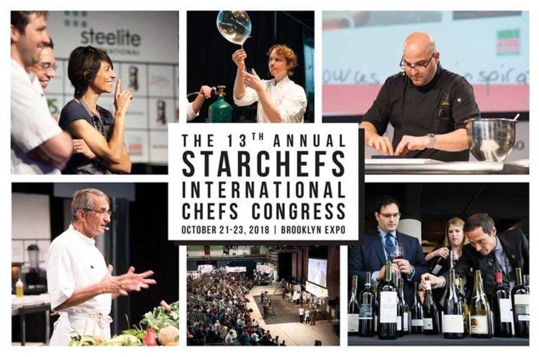StarChefs International Chefs Congress