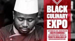 Black Culinary Expo