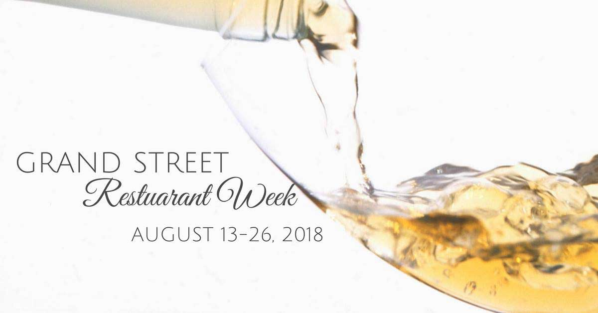 Grand Street Summer Restaurant Week