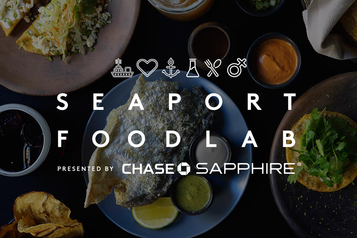 2nd Annual Seaport Food Lab Nyc Food Events