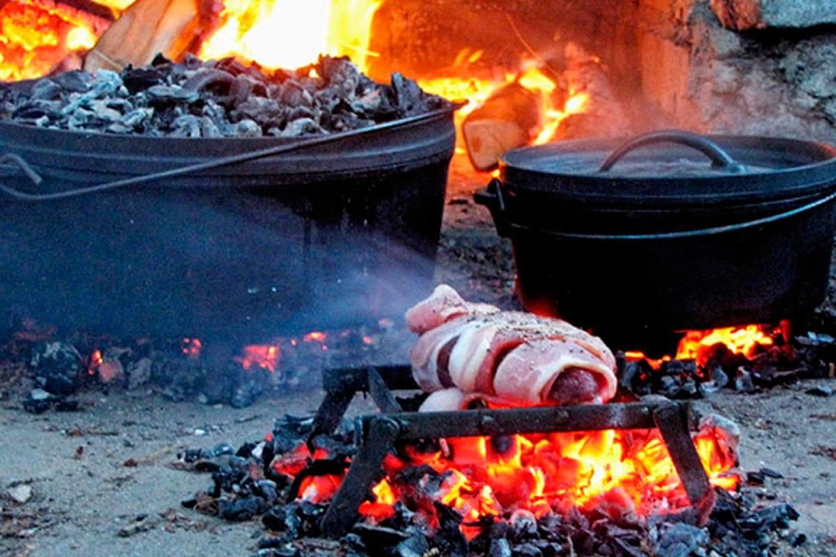 Campfire Cuisine Beyond Hot Dogs