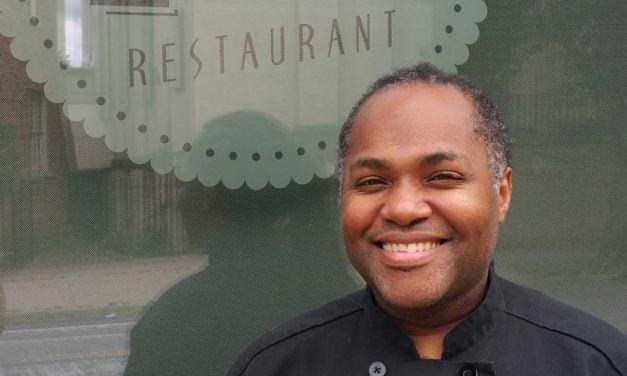 Chef Brandon Walker of Essie's Restaurant