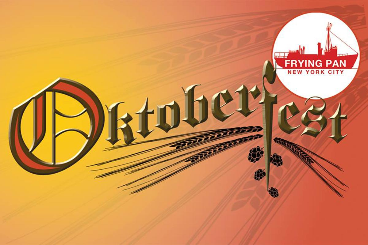 Oktoberfest at Frying Pan