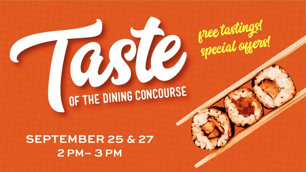 Taste of the Dining Concourse
