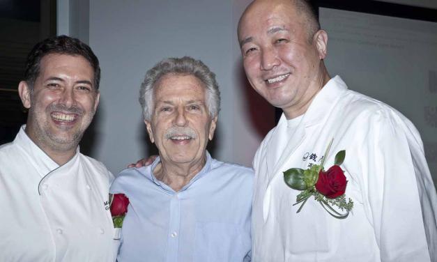New York Chefs Celebrate Japan
