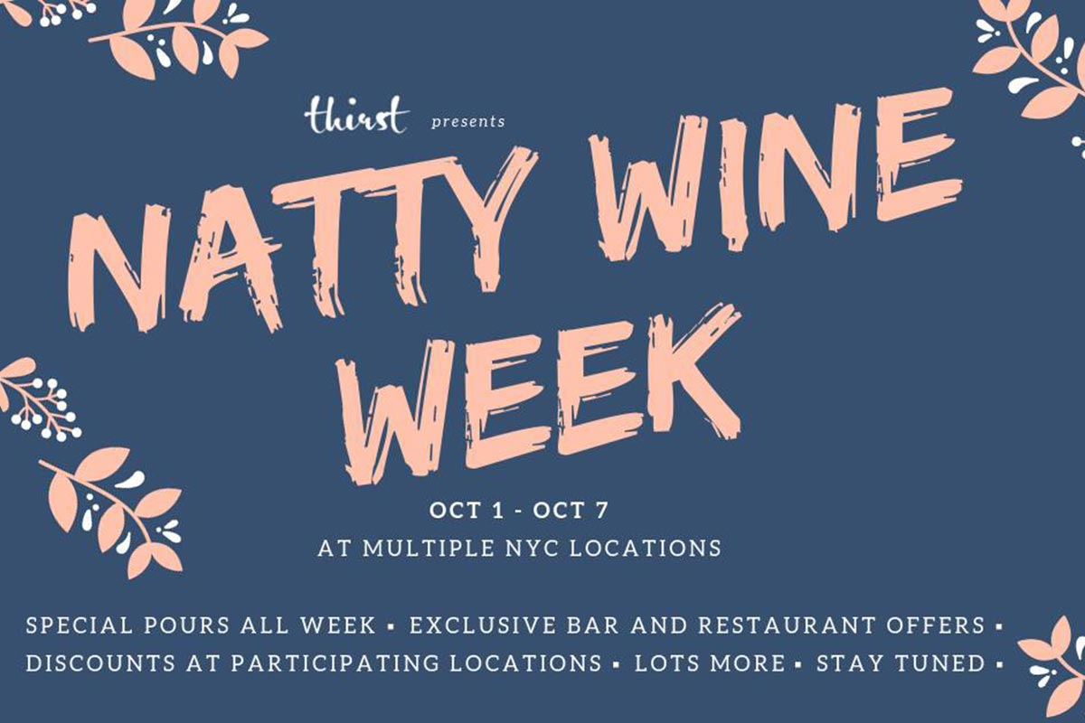 Natty Wine Week