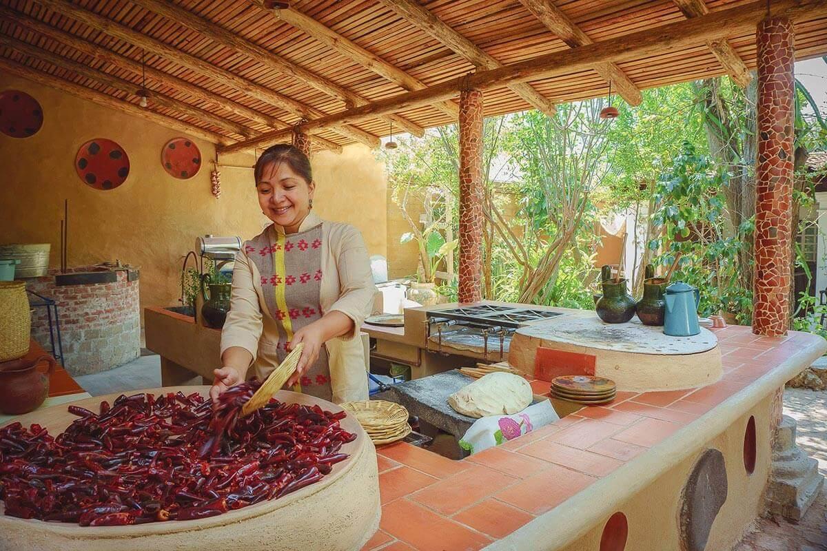 Oaxaca: A Culinary Mixtec Experience