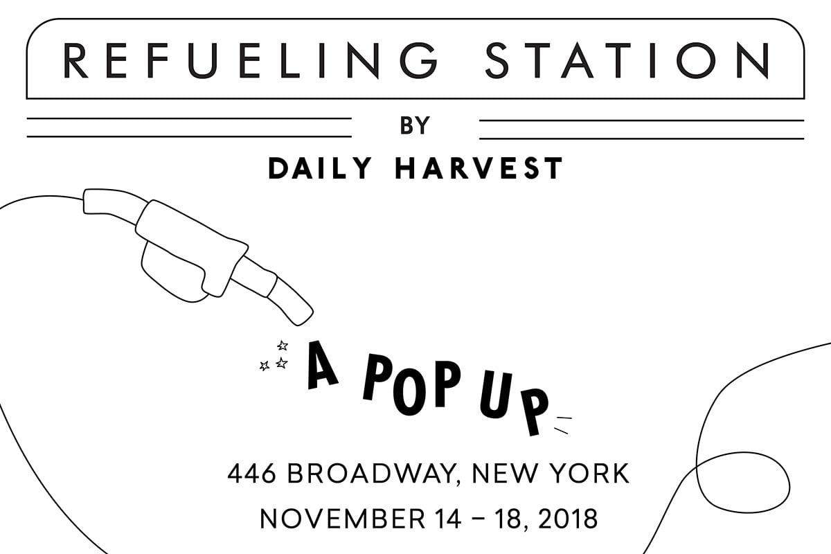 Refueling Station by Daily Harvest