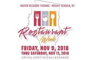 Mount Vernon Restaurant Week