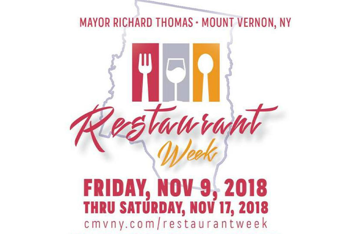 Mount Vernon Restaurant Week