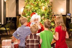 Kid's Afternoon Tea with Santa