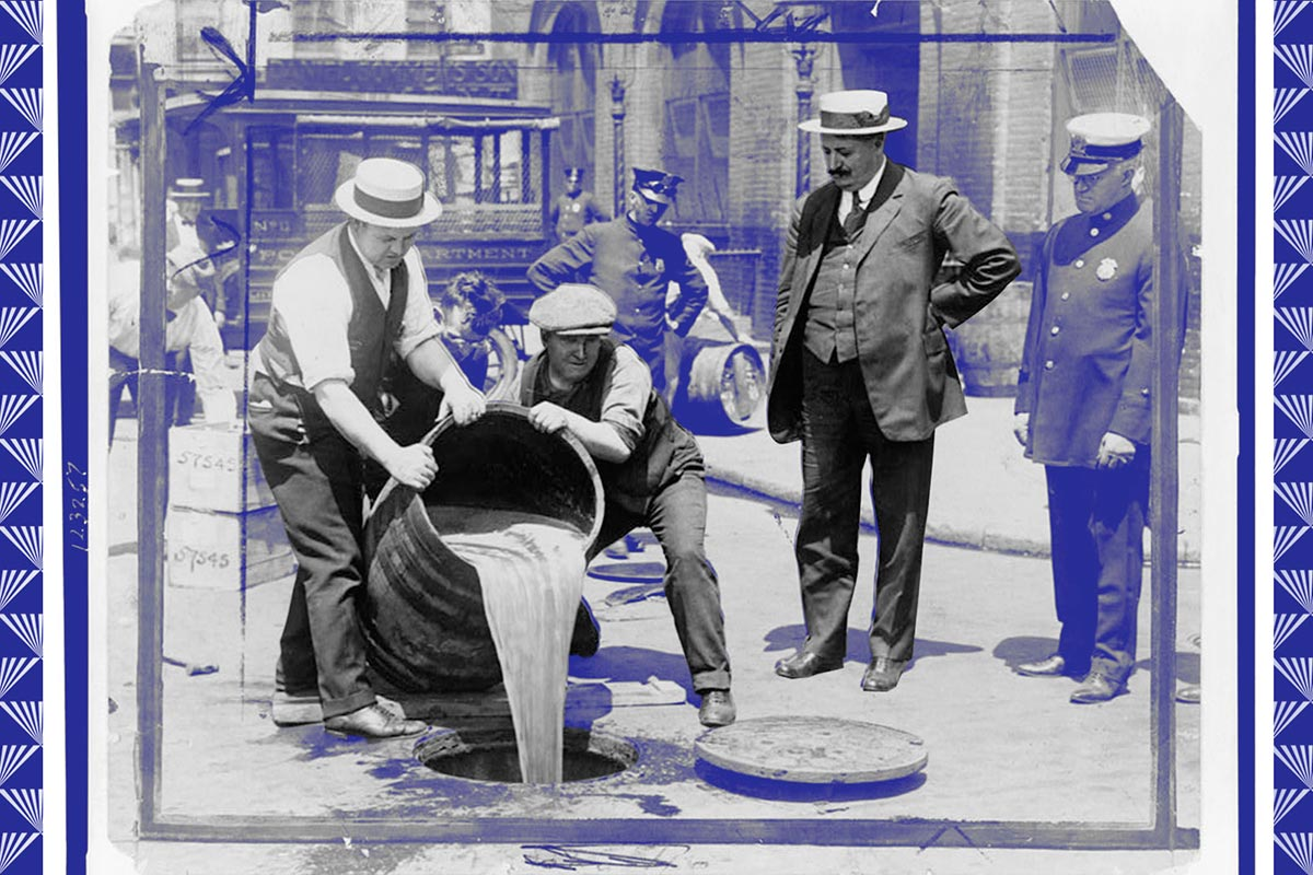 Prohibition in NYC