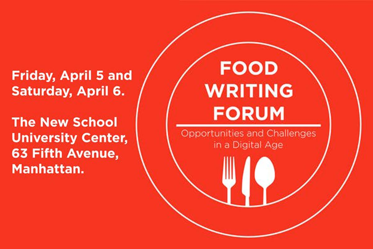 Food Writing Forum