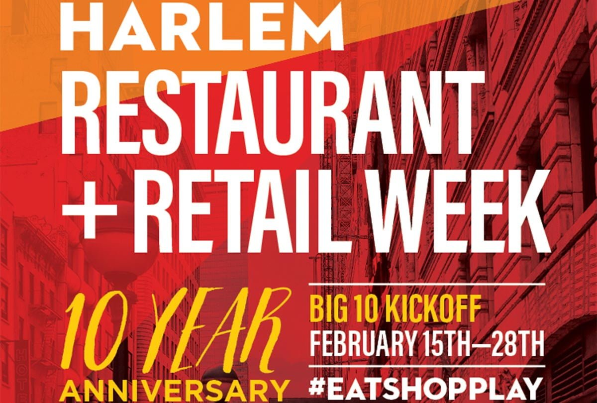 Harlem Restaurant + Retail Week