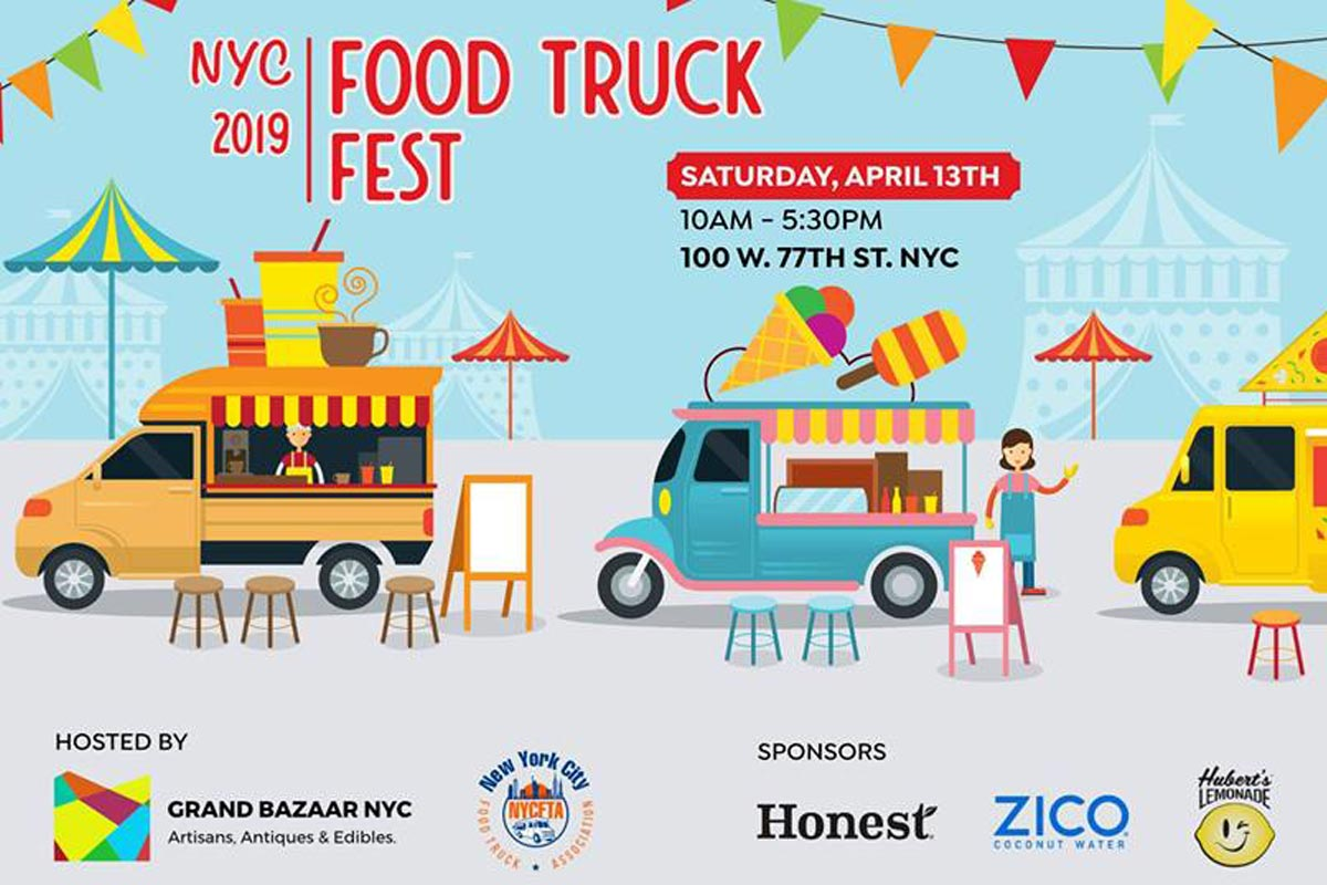 Best Food Trucks Nyc 2019 NYC Food Truck Fest | NYC Food Events