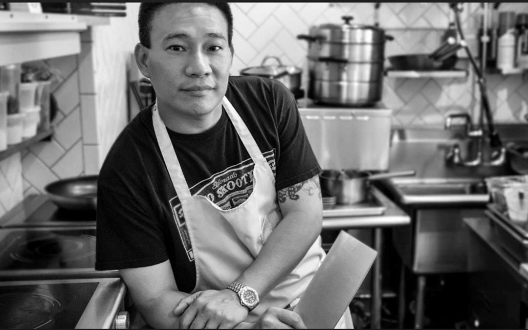 Chef Chris Cheung