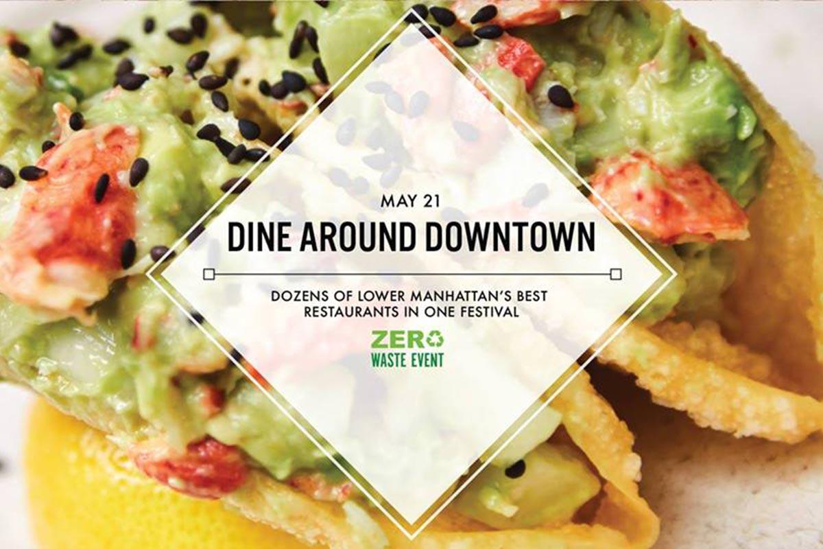 Dine Around Downtown