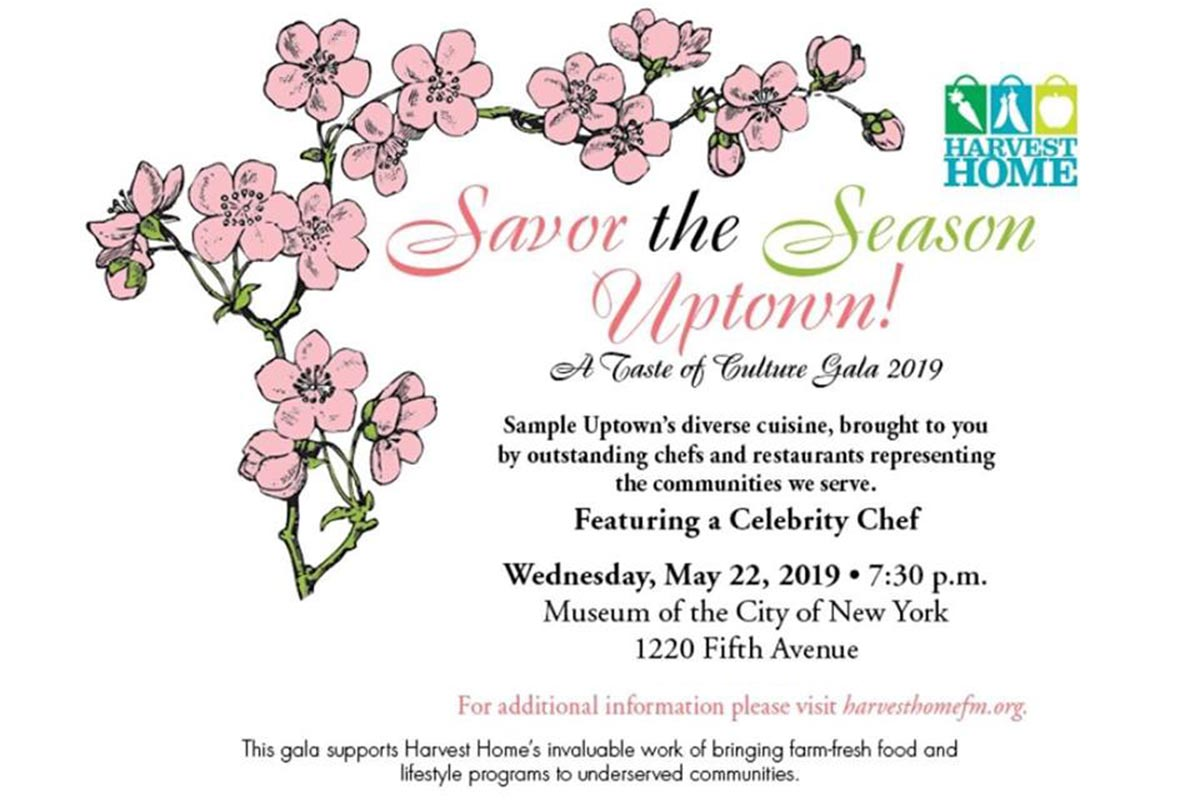 Savor The Season Uptown