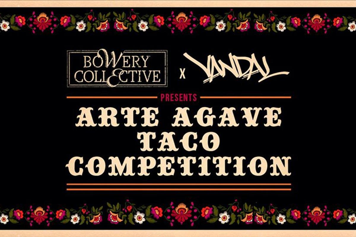 Arte Agave Taco Competition
