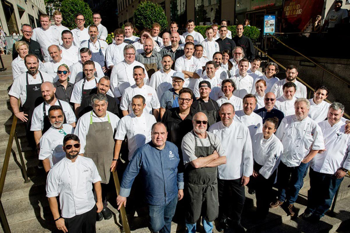Chefs' Tribute to Citymeals