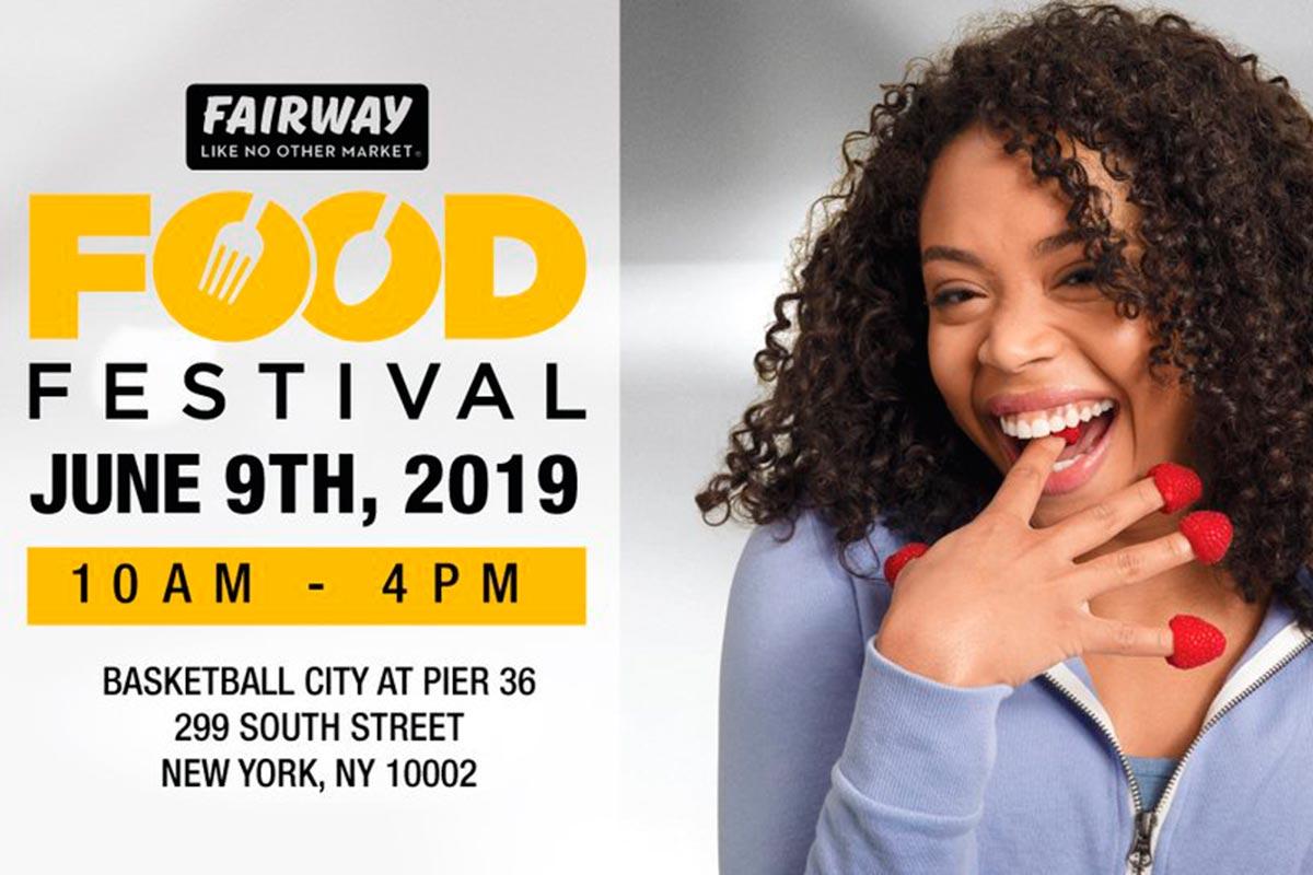 Fairway Food Festival
