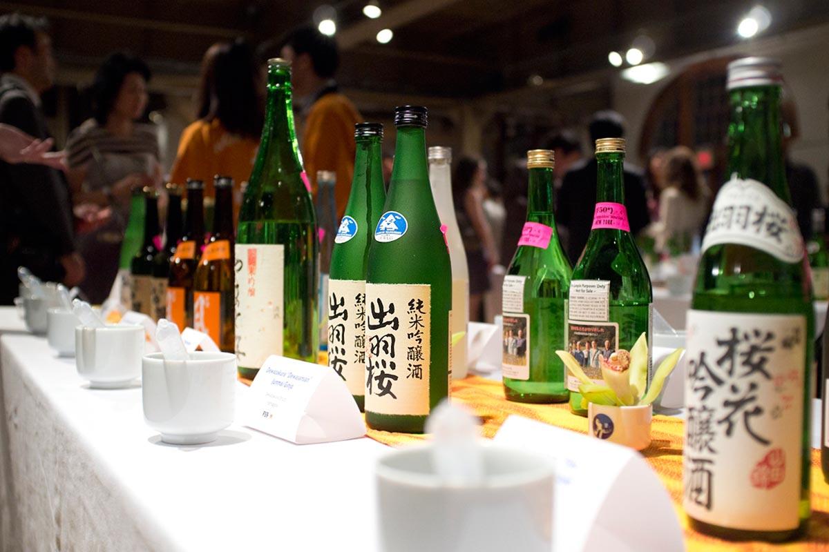 The Joy of Sake