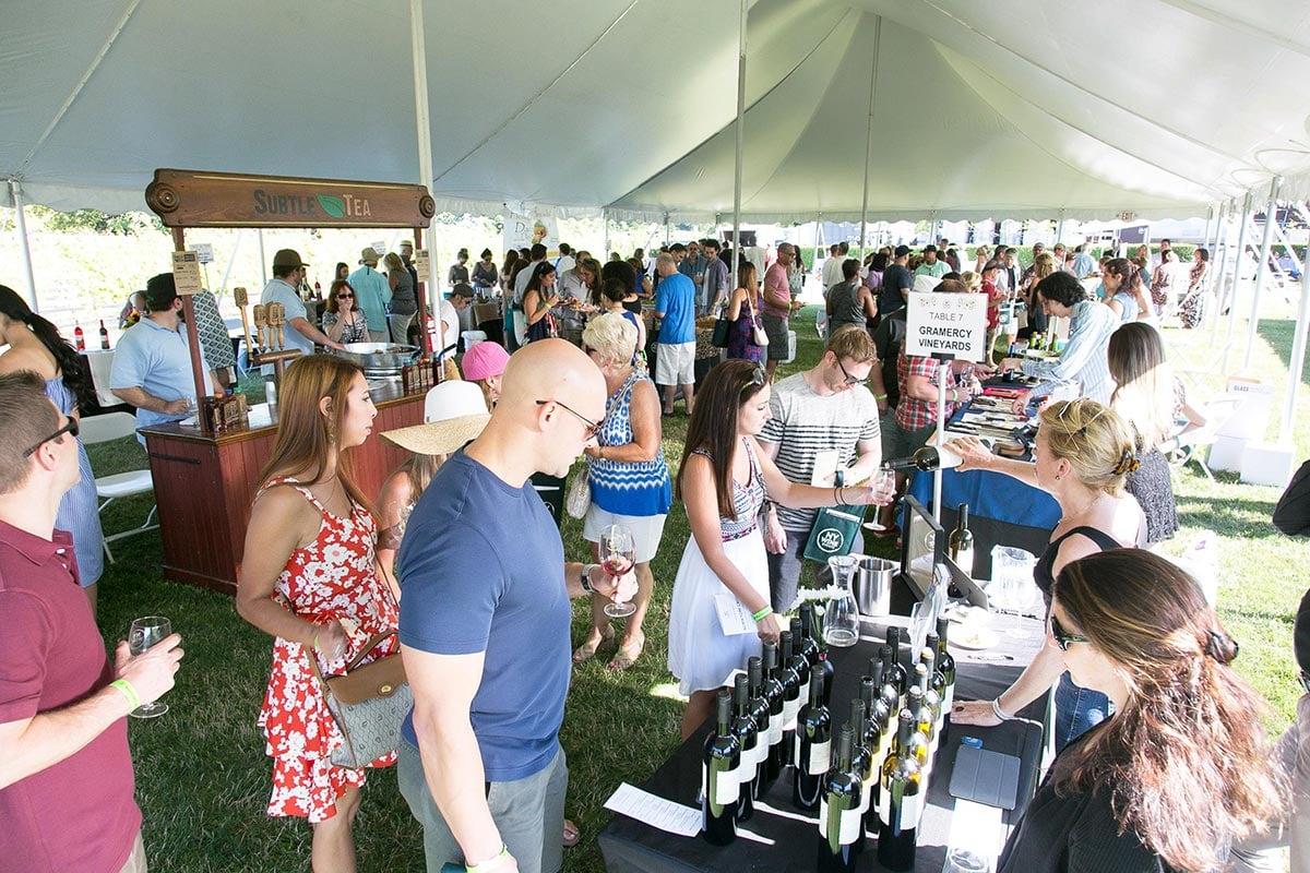 North Fork Crush Wine & Artisanal Food Festival