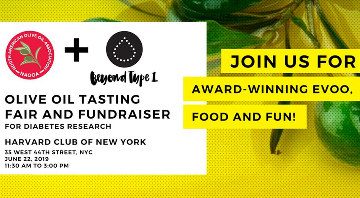 Olive Oil Tasting Fair & Fundraiser