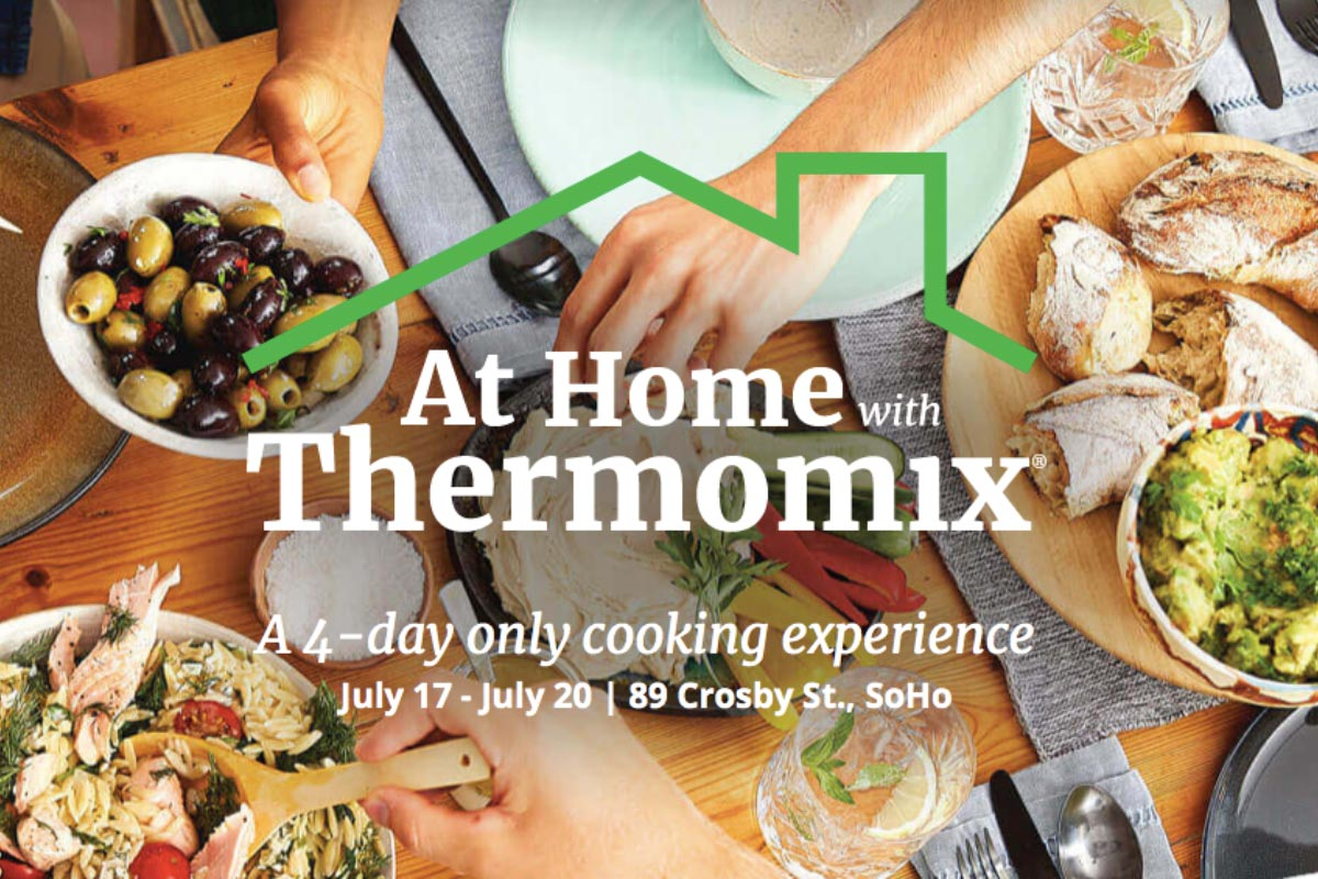 At Home with Thermomix Pop-up