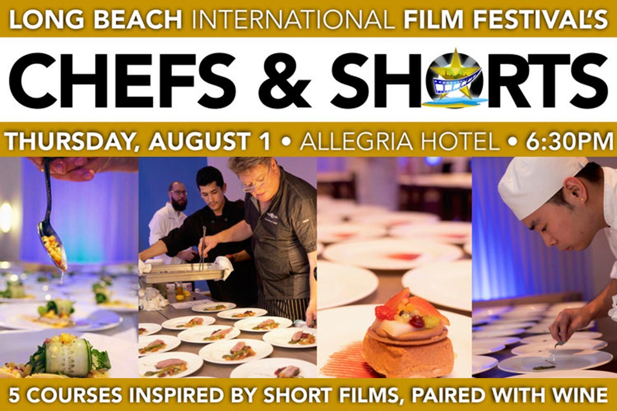 Chefs & Shorts