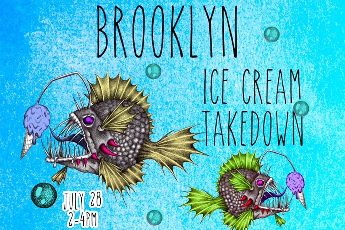 Brooklyn Ice Cream Takedown