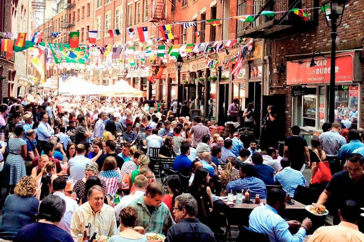 Stone Street Streetfest
