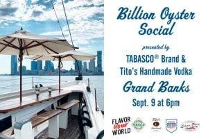 Billion Oyster Social