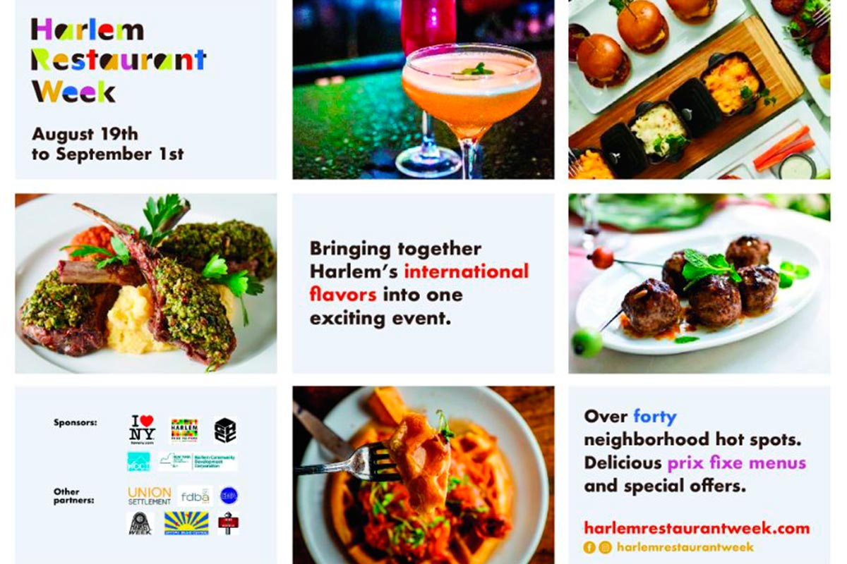 Harlem Restaurant Week 2019