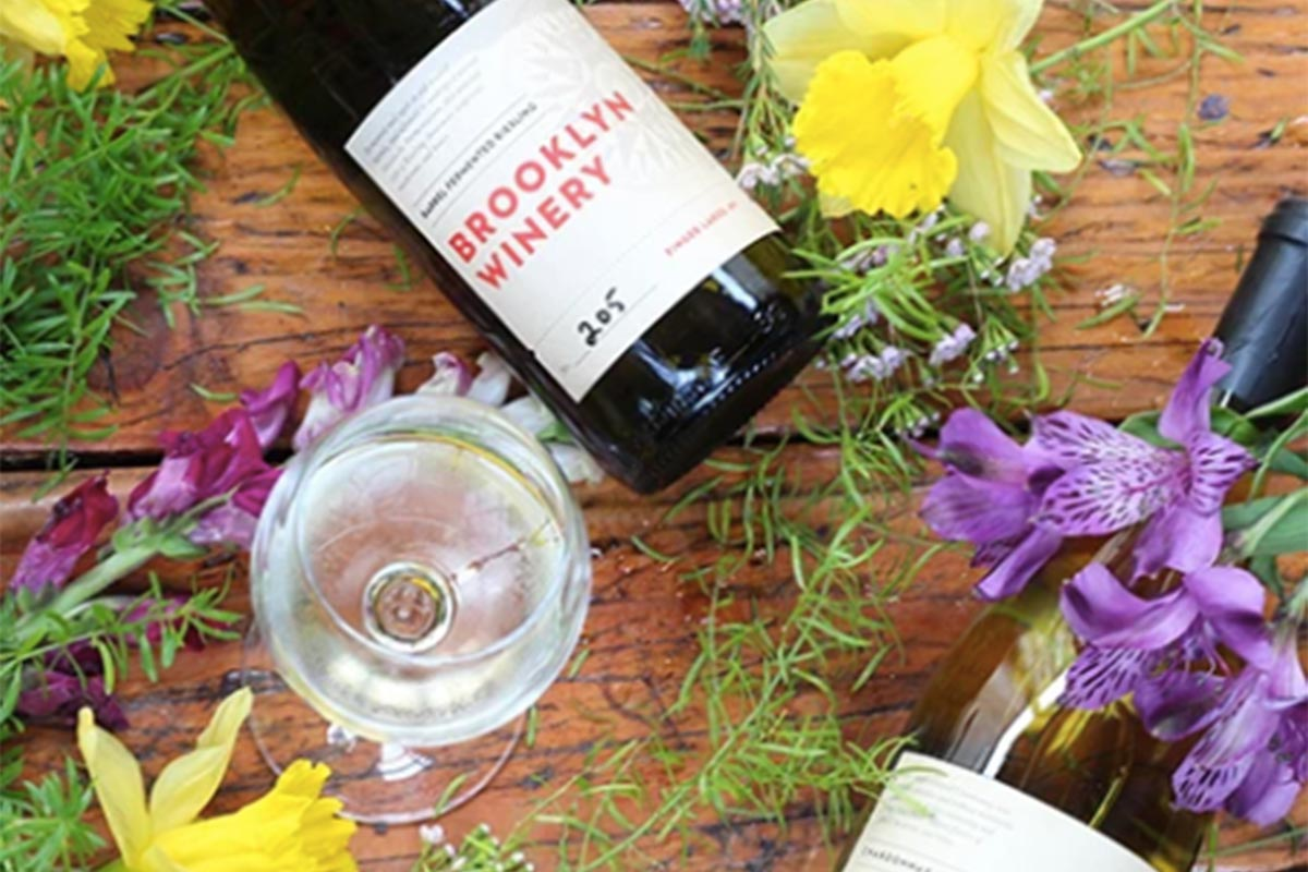 Summertime Sipping: Brooklyn Winery White Wines