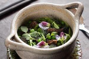 Vegetarian Tasting Dinner Series