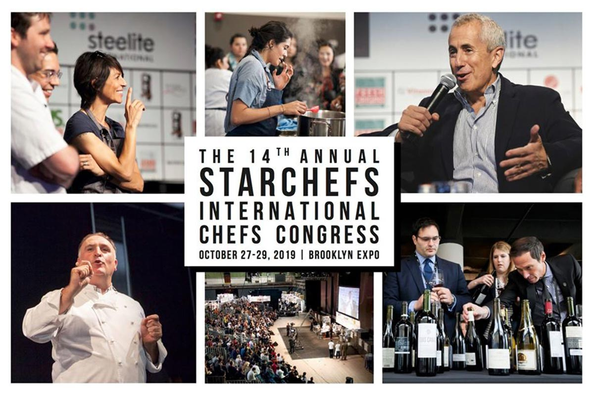 StarChefs International Chefs Congress